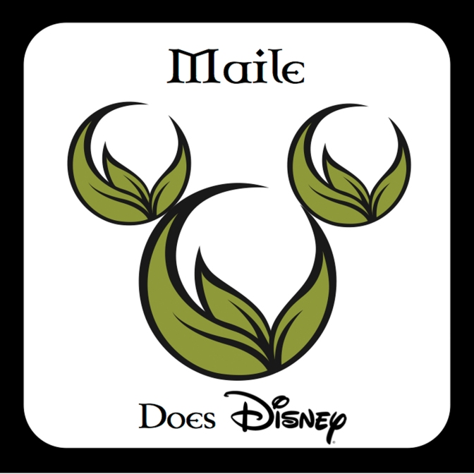Maile Does Disney