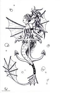 steampunk-mermaid